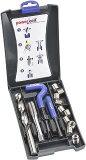 PowerCoil 3520-7.00K Metric Free Running Coil Threaded Insert Kit, 304 Stainless Steel, M7-1.0 Thread Size, 10.5 mm Installed Length