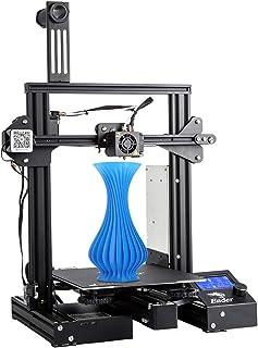 Creality Ender 3 Pro Stampante 3D con Aggiornamento Cmagnet Costruisci Piastra di Superficie e Alimentatore Certificato UL 220 * 220 * 250mm Dimensioni di Stampa