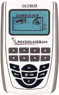 Globus G3786, Physiolaser 500: acelera la recuperación biológica de la Piel, Unisex, Adulto, Plata, pequeño