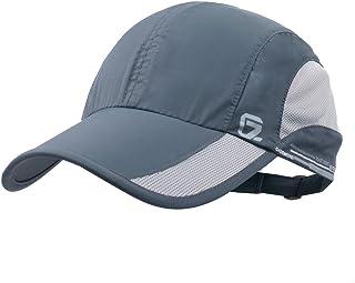 GADIEMENSS Quick Dry Sports Hat Lightweight Breathable Soft Outdoor Running Cap