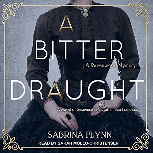 A Bitter Draught audiobook cover art