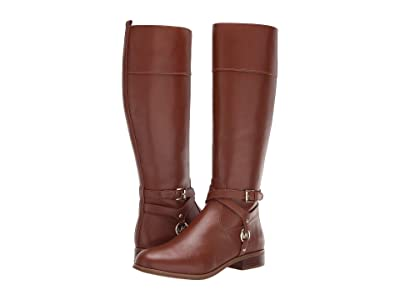 MICHAEL Michael Kors Preston Boot (Chestnut) Women