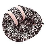 BEAUTPINE Baby-Sitzkissen, Sitzkissen, weich, für Auto, Sofa, Größe 43 x 43 x 20 cm (6#)