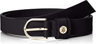 Tommy Hilfiger Women's Essential Slim Leather Belt