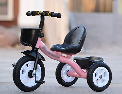 Tricycles Enfants Bébé Jouets Pousser Vélo 2-6 Ans Bébé Enfant Transport