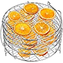 iSPECLE 5 Tier Grill Accessories Air Fryer Dehydrator Rack