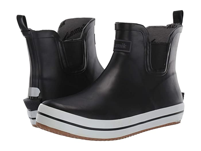 Kamik  Sharon Lo (Black 4) Womens Rain Boots