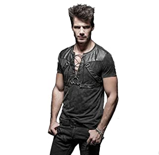 Camisa Steampunk Camisa para Hombre