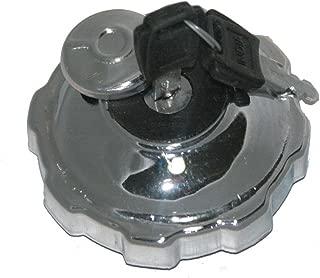 Enfield County Chrome Plated Petrol Tank Lockable Filler Cap Lid Jawa 250 350 353 559
