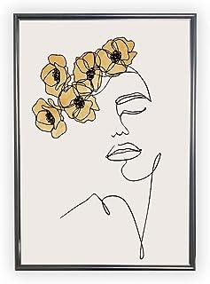 Aroma of Paris アートポスター おしゃれ インテリア 北欧 モノクロ アート #387 A4 ブラックフレーム