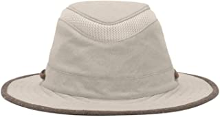 Tilley Mens Womens TMH55 Sun Protection Guaranteed for Life Water Repellant Recycled Airflo Sun Hat Sand
