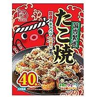 岡本食品 国内製造 たこ焼 20g×40(冷凍)