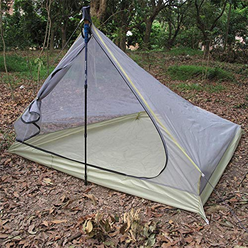 ZYF Large Camping The Tent Three Season Inner Tent Only Mosquito Net/Mesh Ultralight Outdoor Camping,mesh inner tent