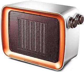 GXDHOME Calefactores Calentador eléctrico, Mini radiador portátil de Uso doméstico Caliente y frío del PTC de calefacción de Uso rápido frío y Caliente (220V, 2000W)