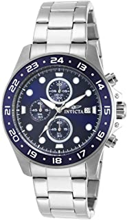 Men's 15205 Pro Diver Chronograph Blue Dial Stainless...