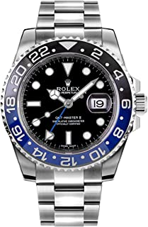 Rolex Oyster Perpetual GMT Master II Mens Watch 116710BLNR
