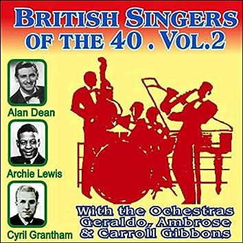 British Singers of the 40 - Vol. 2