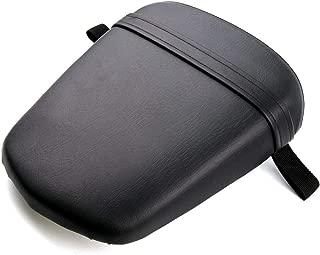 Motorcycle Black Rear Passenger Cushion Rear Pillion Seat Cowl For Yamaha YZF R6 2003-2005 YZFR 6S 2006-2009