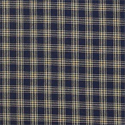 Park Designs Sturbridge Unlined Panel Pair 63-Inch (length) blue