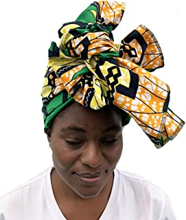 African Print Head Wraps 68
