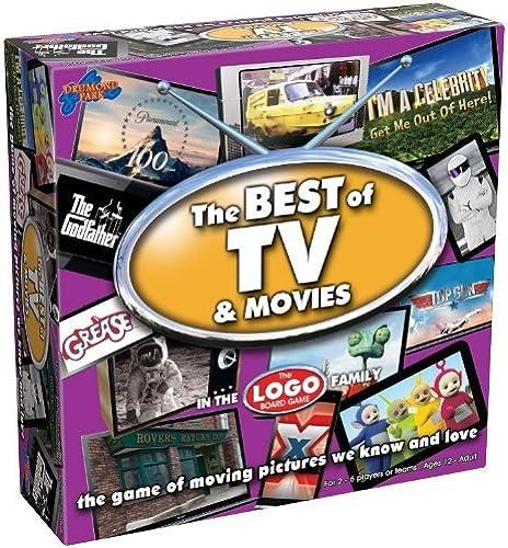 Drumond Park The Best Of TV & Movies by Drumond Park