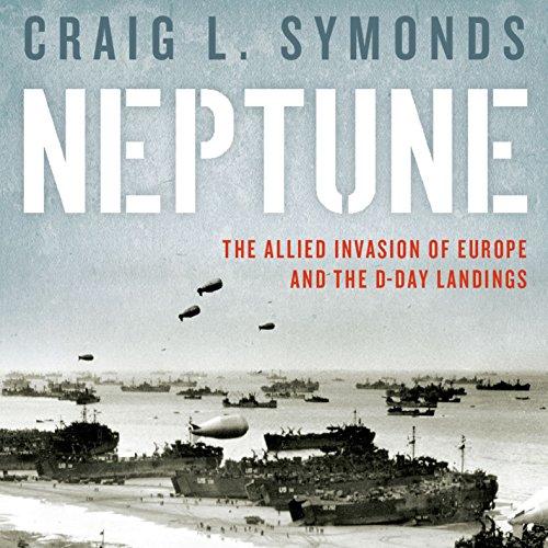 Neptune audiobook cover art