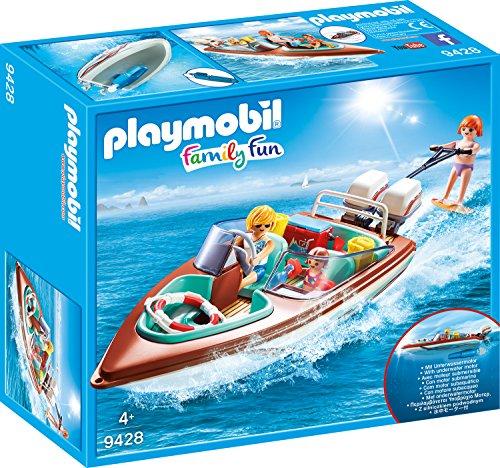 Playmobil 9428 - Motorboot mit Unterwassermotor Spiel