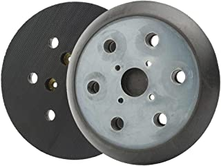 Superior Pads and Abrasives RSP49 Sander Pad - (Hook and Loop, 6 Vacuum Holes, 6 Inch) Replaces Ridgid 305189001