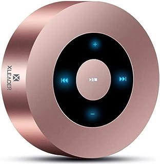 XLEADER SoundAngel A8(3 Gen) Enceinte Bluetooth Tactile 5W avec boîtier étanche IPX7 15h Musique, Son cristallin, Haut-Par...