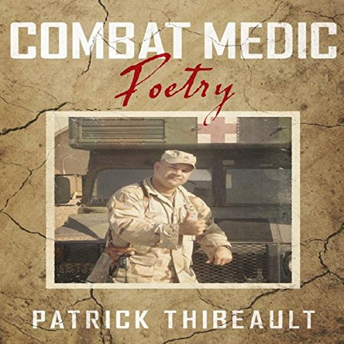 Combat Medic Poetry cover art