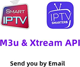 $27 » Smart IPTV Subscription 6500+Channels UK USA Belgium Sweden France Arabic Greek Turkish Canada Latin IPTV M3U 4K HD Smart TV Box Android -1 Year Code
