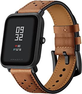 Adult Strap for Huami Xiaomi Amazfit Bip Smart Watch Band Replacement Watch Strap Wristband Amazfit Bands Unisex Wearing