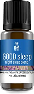 sleep essential oil by Hera Nature