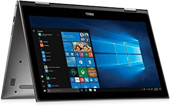 """Dell - Inspiron 2-in-1 15.6"""" Touch-Screen Laptop - Intel Core i7-16GB RAM - 512GB SD - Gray (Renewed)"""