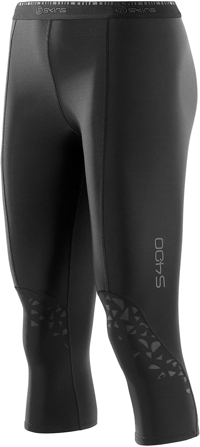 SKINS Women's S400 Extra Warm 3 4 Tights