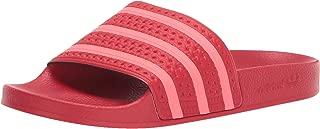 Best adidas originals scarlet adilette pool slide Reviews