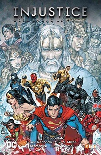 Injustice: Gods among us Año cuatro Vol. 01 (de 2) (Injustice: Gods among us Año cuatro (O.C.))