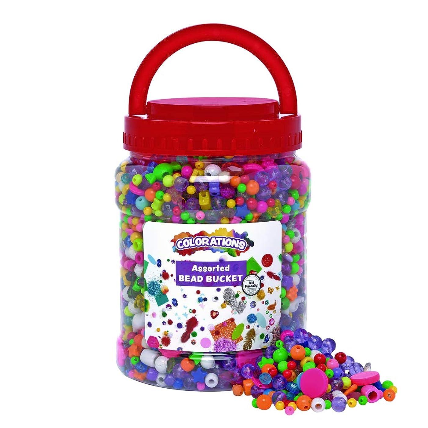Colorations BDBKT Best Value Bead Bucket