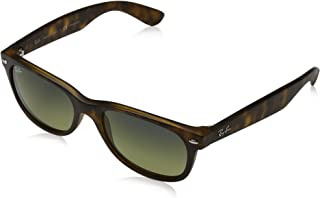 Ray-Ban RB2132 New Wayfarer Polarized Sunglasses, Matte...