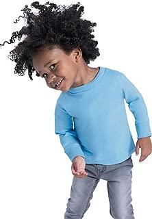 Rabbit Skins Toddler 100% Cotton Jersey Long Sleeve Tee