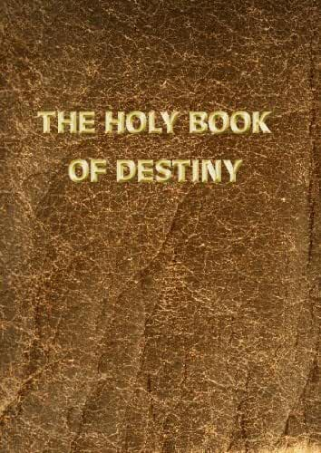 The Holy Book of Destiny (English Edition)