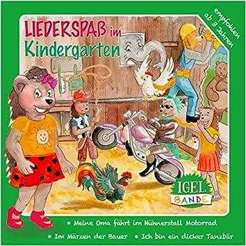 Liederspaß im Kindergarten