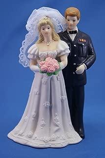 Air Force Figurine / Wedding Cake Topper