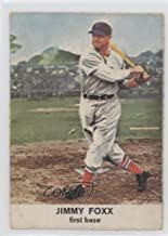 Jimmie Foxx Ungraded COMC Good to VG-EX (Baseball Card) 1961 Golden Press Hall of Fame - [Base] #22