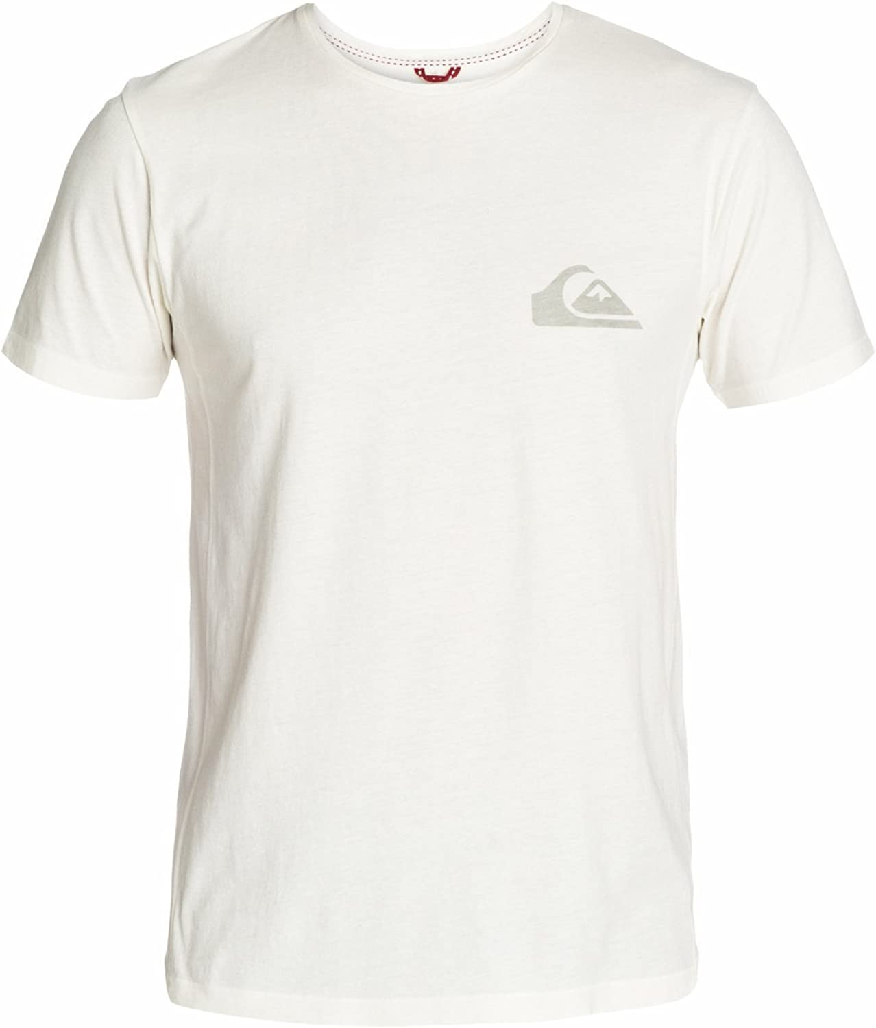 Quiksilver Mens Mo White Spring Over item handling new work one after another L Mw