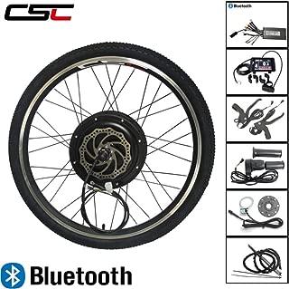 LOLTRA Ebike Rear Wheel Bluetooth Conversion Kit for 20
