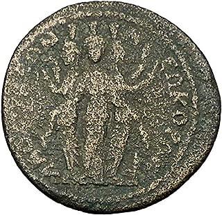 244 IT OTACILIA SEVERA 244AD HEKATE Roman PHRYGIA Laodic coin VG NGC