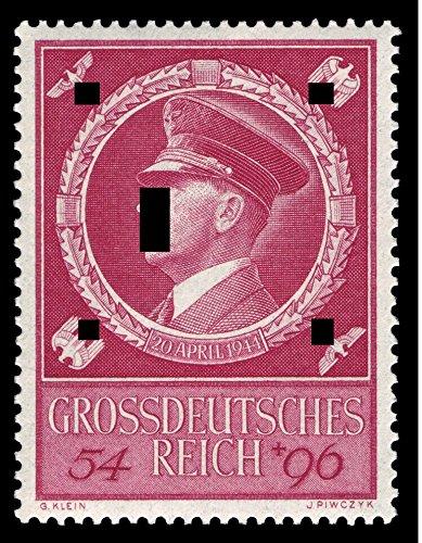 philaseum Briefmarken Deutsches Reich 1944, Mi.Nr. 887 - Postfrisch (Mi. 2,40 EUR)