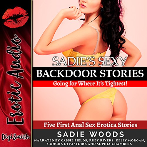 Sadie's Sexy Backdoor Stories cover art