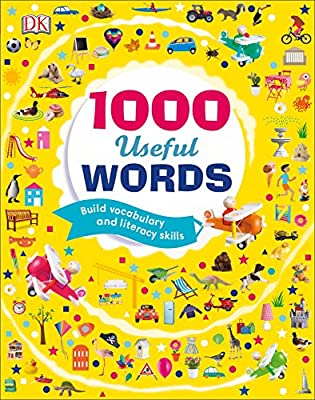 1000 Useful Words is a wonderful vocabulary building book.